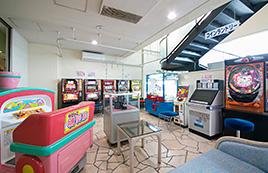 ゲームコーナー (地下1階)
