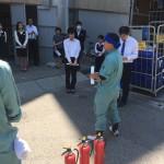 消防訓練①